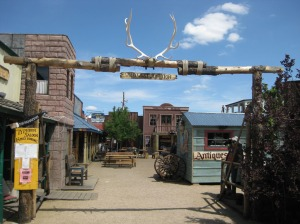 Wild West Junction in Williams, AZ