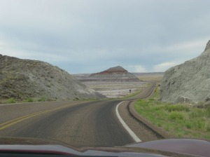 Painted Desert Driving