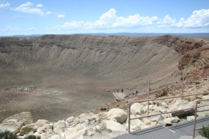Meteor Crater Overlook